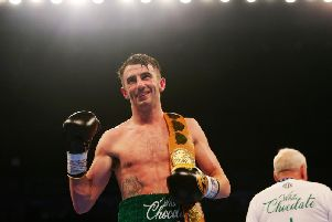 Tyrone McCullagh has entered the exciting new Golden Contract tournament where a six figure purse per fight and five fight contract is up for grabs.