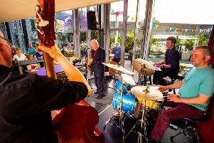 Summer of Jazz continues at the Alley