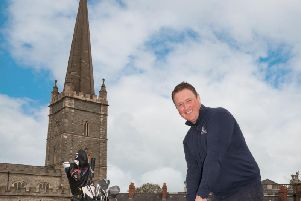Michael McGeady is hoping to win his third consecutive Walled City Pro Am next weekend.