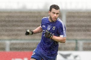 Is Aaron Kerrigan the man to shoot Claudy to Division 1B title glory