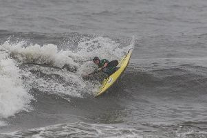 Surf Kayak World Championship triumph in Peru for Derry paddler