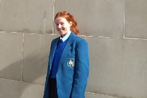 St Mary's College pupil Ava Canney has been named one of the 25 brightest young minds in the world.