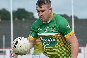 Kevin O'Connor was again instrumental as Foreglen progressed to the Intermediate Championship semi-finals.