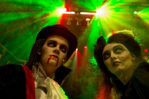 There is a packed schedule of activities at the Alley Theatre this Halloween.