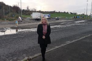 Derry Sinn Féin councillor Sandra Duffy says Buncrana Road sewerage and road should be laid at same time to minimise disruption
