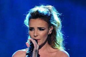 Nadine Coyle. (Photo: PA Wire)