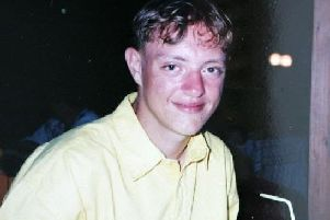 The late Jonathan Cairns was murdered 20 years ago.