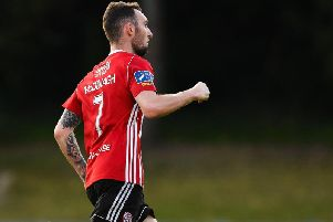 Irish League outfit, Crusaders are in the chase for Jamie McDonagh's signature.