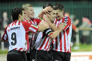 Which central defenders make your Derry City team of the decade?