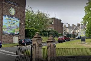 The Model Integrated Primary School, Northland Road, Derry. (Photo: Google Street View)