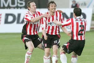 Will Barry Molloy or Kevin Deery be among Derry City's Team of the Decade? Vote now!