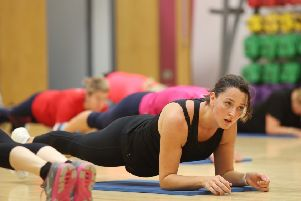 Derry & Strabane Council offering £1 fitness taster sessions for yoga, tabata, spin, circuits and pilates