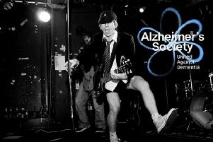 Rock for Alzheimer's comes to Nerve Centre, Derry.