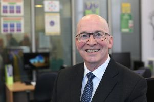 NSPCC chief Neil Anderson