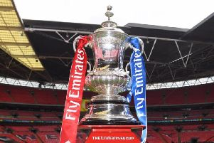 It might have slipped down the priorities list for the big teams, but the FA Cup is still a prestigious trophy to many. Picture: Emirates FA Cup