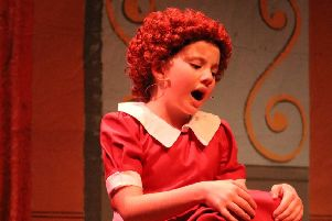 Banbridge Musical Society's production of Annie is a success