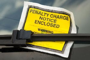More than 1,100 parking fines handed out in Banbridge in six months