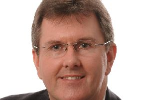 Sir Jeffrey Donaldson MP