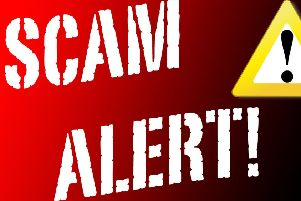 Scam warning issued after fraudsters steal almost £30k from three older people