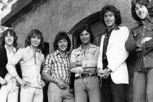 The Miami Showband.