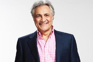 John Suchet is among the speakers at the event