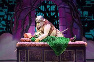 Shrek the Musical comes to Milton Keynes Theatre