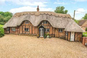 Picture yourself in this perfect postcard cottage