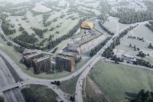 An overview of the plans for Newlands Park