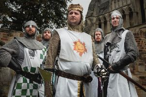 Dunstable Musical Theatre Company presents Spamalot