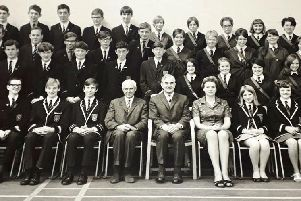 Rotherham High School 1969
