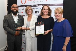 Care hero from Luton among community award winners