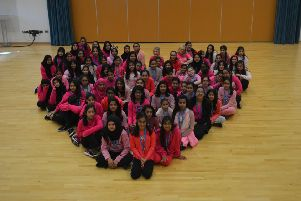 Challney High School for Girls raised thousands at their annual race for life