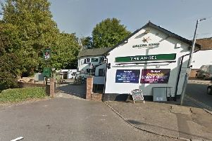 The Angel. Photo from Google Street View