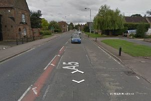 The A5 in Hockliffe. Photo from Google Street View
