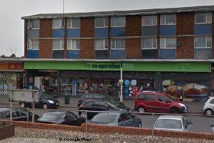 Co-op in Katherine Drive. Photo from Google Maps