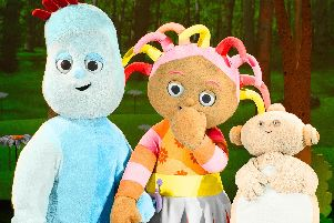 In the Night Garden is coming to the Grove Theatre