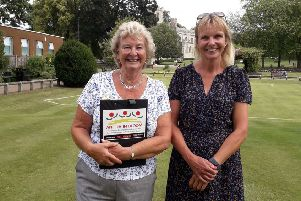 Anglia in Bloom judging in Dunstable this summer