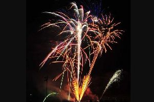 Houghton Regis will be holding a free fireworks display