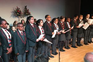 Shared Learning Trust Choir