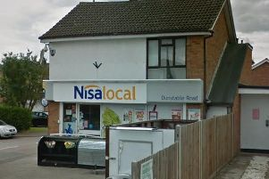 The Nisa store in Dunstable Road, Toddington