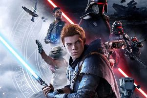 Star Wars Jedi: Fallen Order is out now