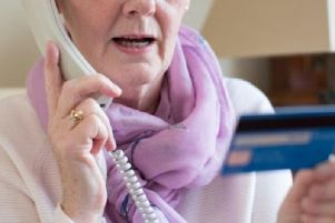 Call Action Fraud on 0300 123 2040 if you think you are being scammed (Picture: Shutterstock)