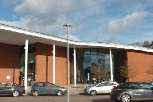 Central Beds Council head office in Chicksands