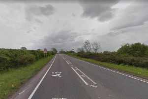The A5 was closedbetween the Sheep Lane roundabout, just south of Little Brickhill,and the A4012 at Hockliffe