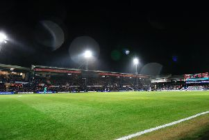 Kenilworth Road, Luton Town's football stadium