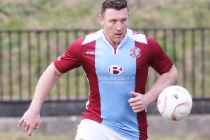 Sean Ray in action for Hastings United last season. Picture courtesy Joe Knight