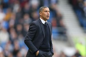 Brighton boss Chris Hughton. Picture by Phil Westlake (PW Sporting Photography)