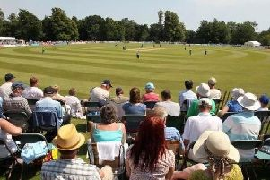 Sussex will not play a Natwest T20 Blast fixture at Arundel Castle next summer
