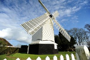 Oldland Mill at Keymer (Mid Sussex) 26.02.16. Opening it's doors again at the start of April. Pic Steve Robards SR1606372 SUS-160226-100659001