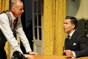 Dial M For Murder at Devonshire Park Theatre